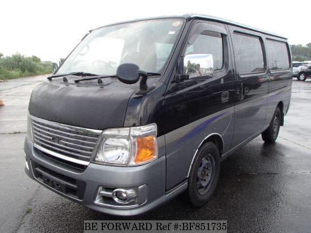 NISSAN / Caravan Van (KR-CWGE25)