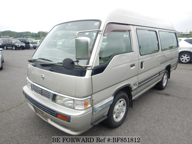 NISSAN / Caravan Coach (KD-ARGE24)
