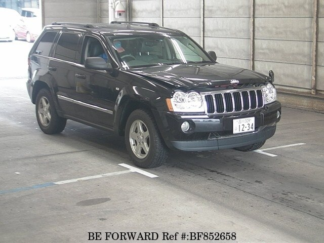 JEEP / Grand Cherokee (GH-WH57)