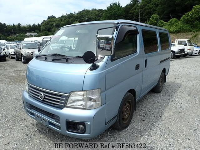 NISSAN / Caravan Coach (TA-QE25)
