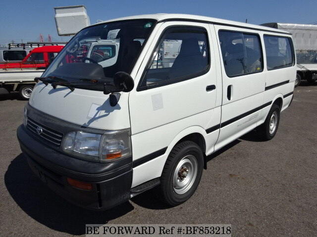 TOYOTA / Hiace Van (Y-KZH116G)