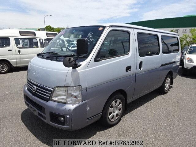 NISSAN / Caravan Coach (TA-QGE25)