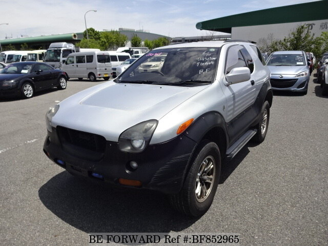 ISUZU / Vehicross (E-UGS25DW)