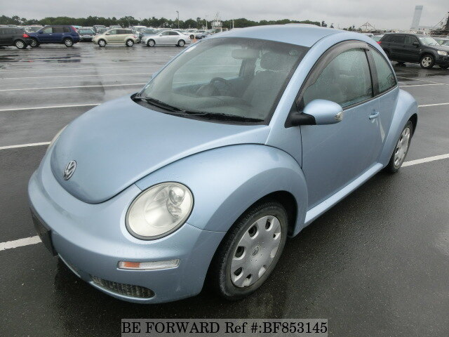 VOLKSWAGEN / New Beetle (GH-9CBFS)