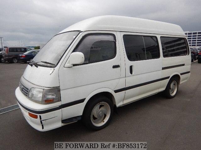 TOYOTA / Hiace Van (U-LH113K)