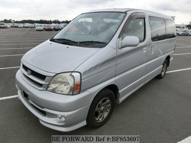 TOYOTA / Touring Hiace (GF-RCH41W)