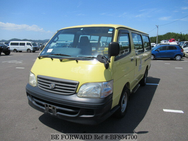 TOYOTA / Hiace Wagon (KH-KZH110G)