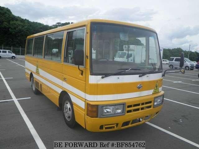 NISSAN / Civilian Bus (KC-BW40)