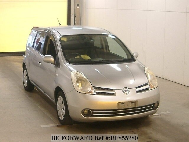 NISSAN / Note (DBA-E11)