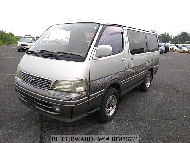 TOYOTA / Hiace Wagon (KD-KZH106W)