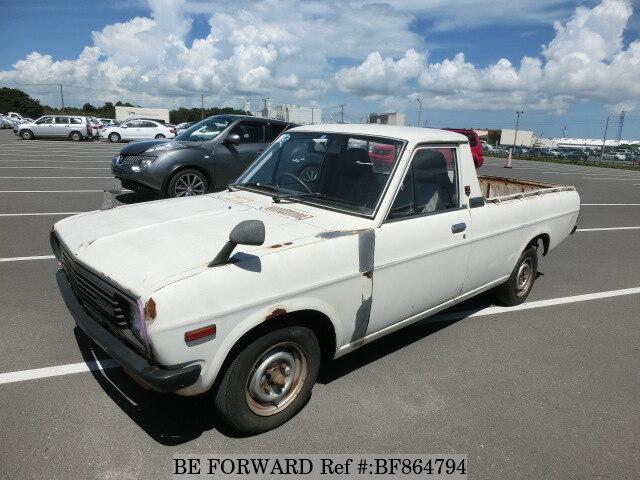 NISSAN / Sunny Truck (R-GB122)