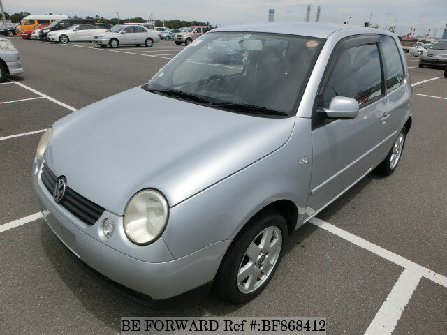 VOLKSWAGEN / Lupo (GH-6XBBY)