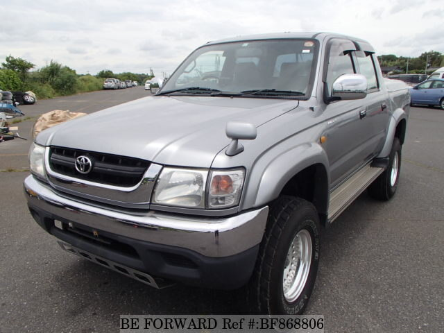 TOYOTA / Hilux Sports Pickup (GC-RZN169H)