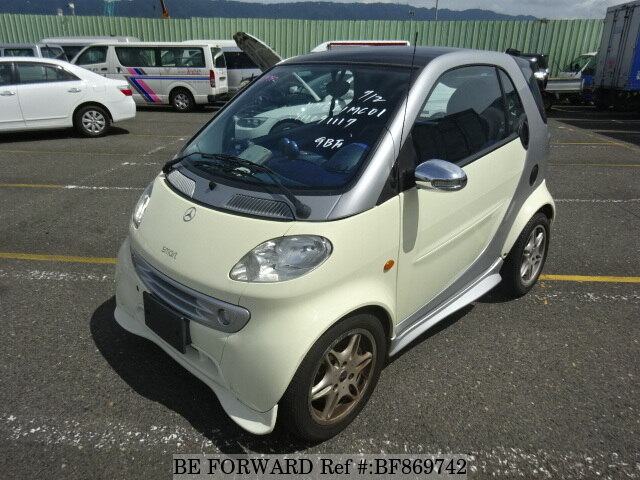Smart / Coupe (GF-MC01L)