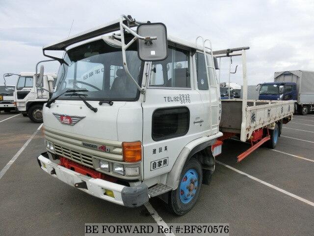 HINO / Ranger (P-FD176BK)