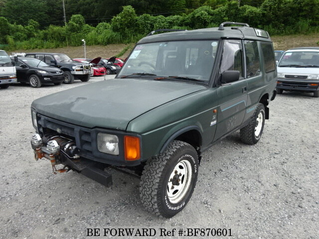 LAND ROVER / Discovery (Q-LJ12L)
