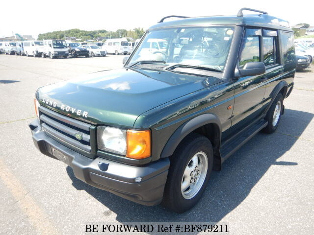 LAND ROVER / Discovery (GF-LT56A)
