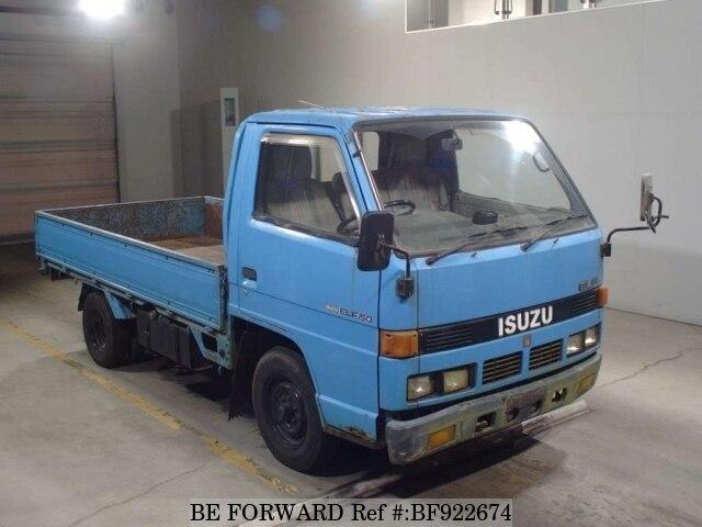 ISUZU / Elf Truck (P-NHR55E)
