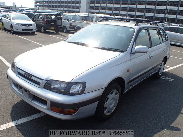 TOYOTA / Caldina (E-AT191G)