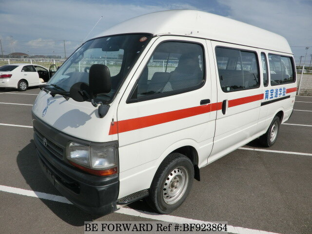 TOYOTA / Hiace Commuter (GE-RZH124B)