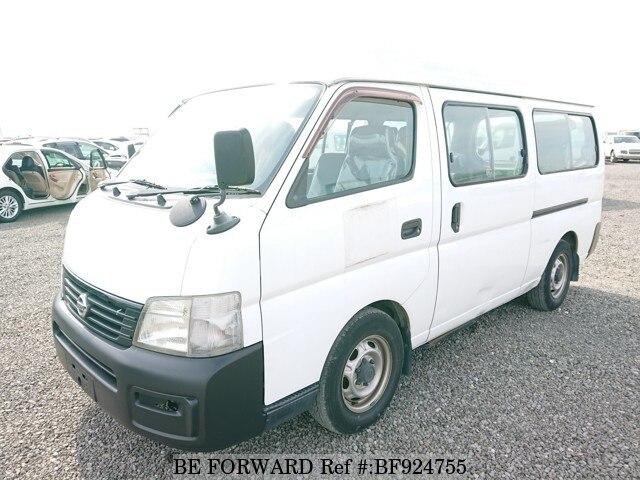 NISSAN / Caravan Bus (KG-DWGE25)
