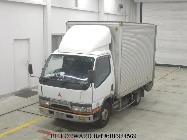 MITSUBISHI / Canter (U-FE507BT)