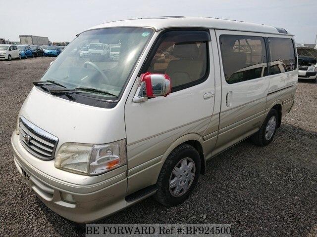 TOYOTA / Hiace Wagon (GF-RZH101G)