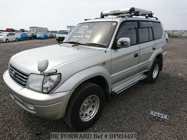 TOYOTA / Land Cruiser Prado (GF-RZJ95W)