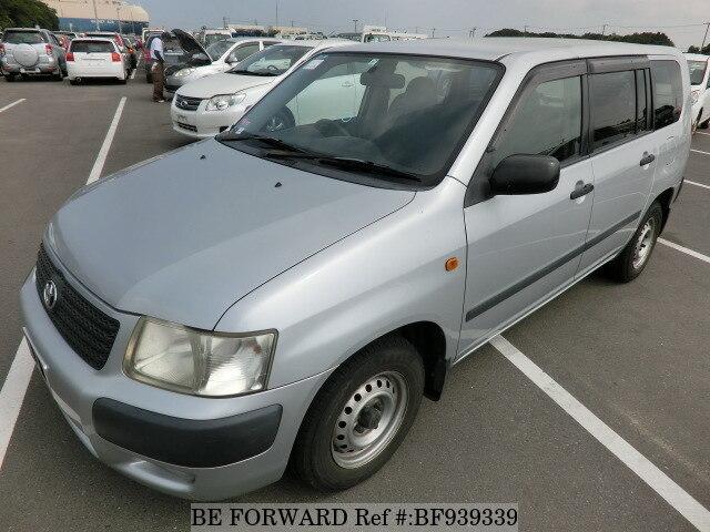 TOYOTA / Succeed Van (KP-NLP51V)