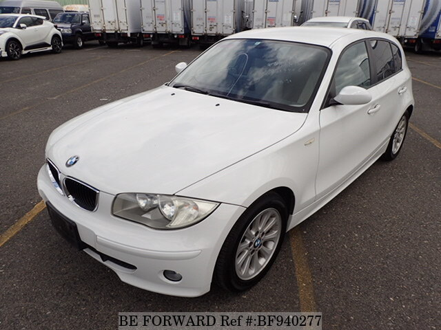 BMW / 1 Series (GH-UF16)