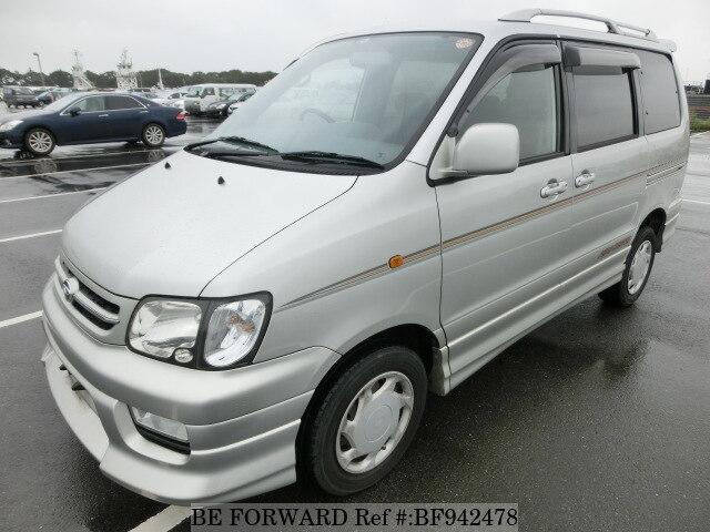 DAIHATSU / Delta Wagon (GF-SR50N)