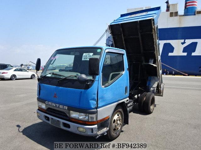 MITSUBISHI / Canter (KC-FE516BD)