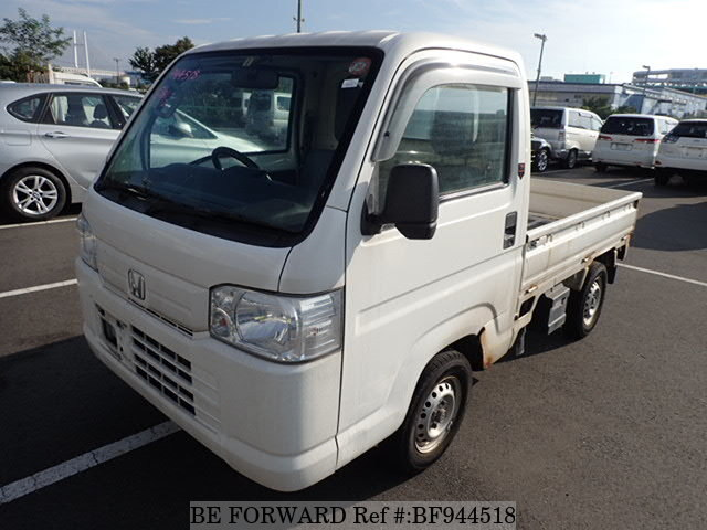 HONDA / Acty Truck (EBD-HA8)