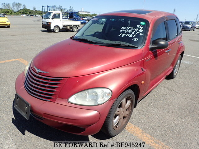 CHRYSLER / PT Cruiser (GH-PT2K20)