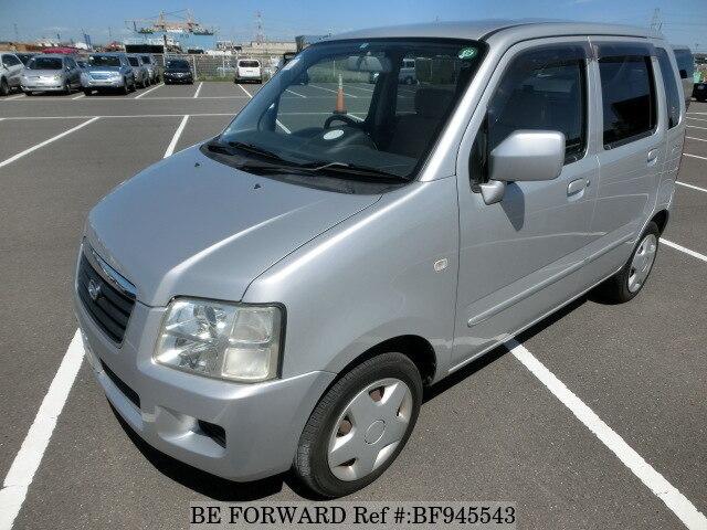 SUZUKI / Wagon R Solio
