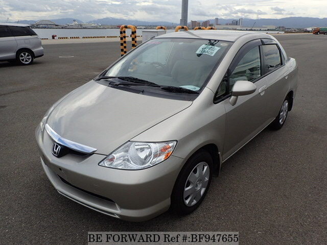 HONDA / Fit Aria (DBA-GD6)