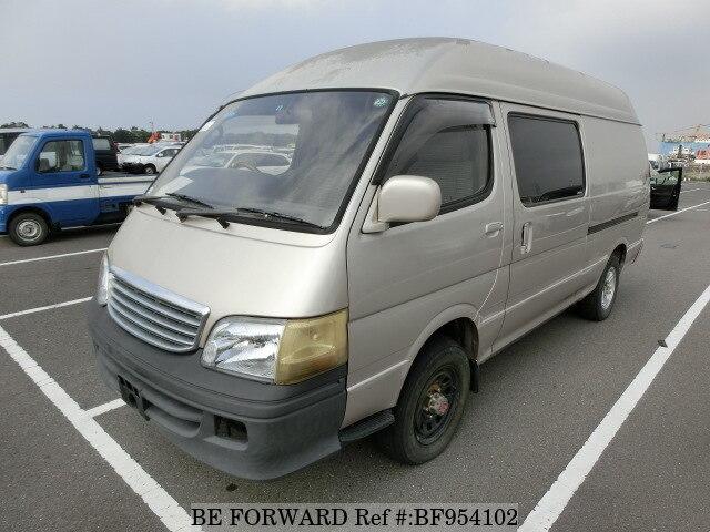 TOYOTA / Hiace Van (U-LH129V)