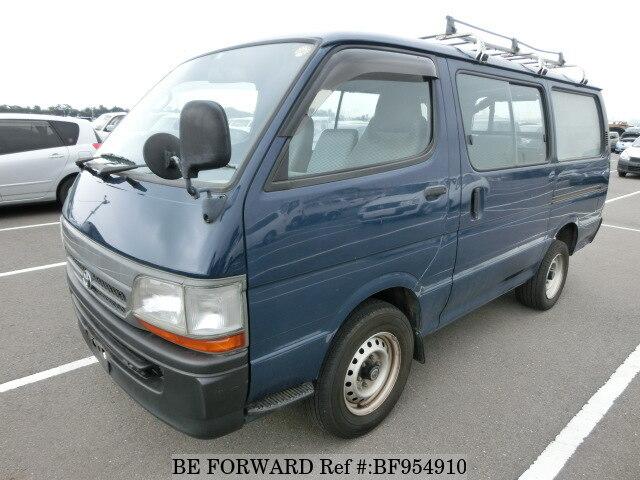 TOYOTA / Hiace Van (TC-TRH102V)