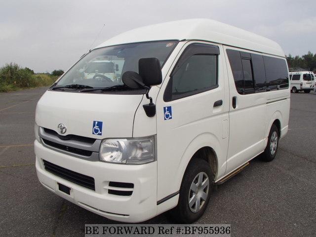 TOYOTA / Hiace Van (ADF-KDH206K)