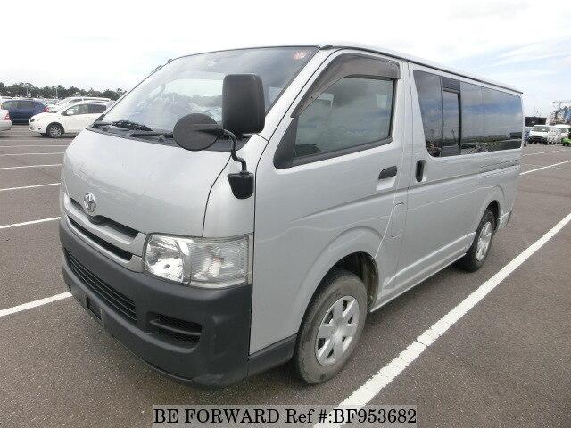 TOYOTA / Hiace Van (ADF-KDH206V)
