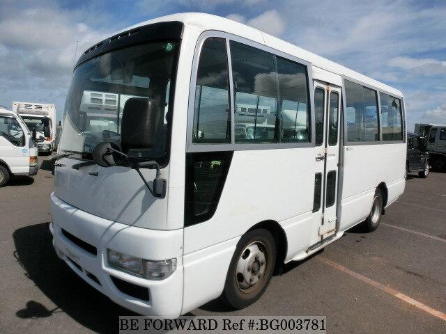 NISSAN / Civilian Bus (UD-DVW41)