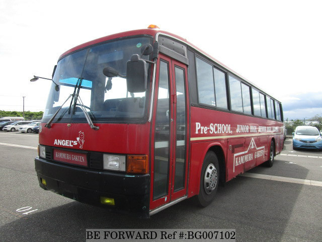 MITSUBISHI / Aero Bus (U-MS716N)