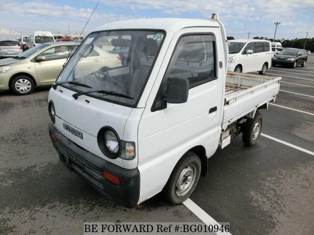 SUZUKI / Carry Truck (V-DD51B)