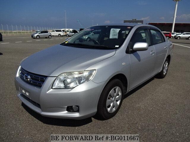 TOYOTA / Corolla Axio (DBA-NZE141)