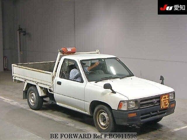 TOYOTA / Hilux Truck (GA-YN86)