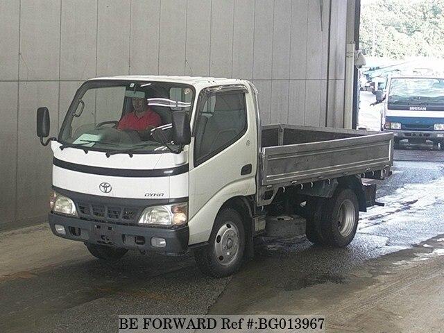 TOYOTA / Dyna Truck (KK-BU306)