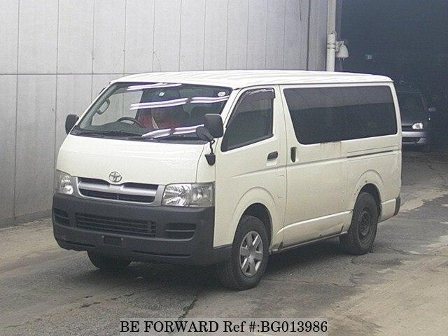 TOYOTA / Regiusace Van (KR-KDH205V)