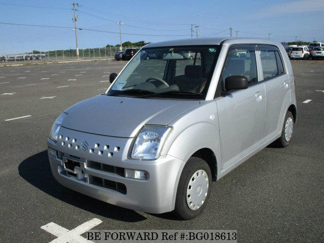 SUZUKI / Alto (DBA-HA24S)