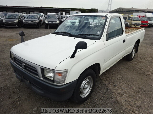 TOYOTA / Hilux Truck (GC-RZN147)