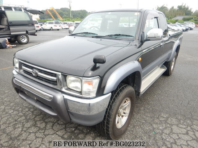 TOYOTA / Hilux Sports Pickup (GC-RZN174H)